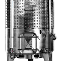 Variable Capacity / Conical Bottom - Wine tank sold by Filter Process & Supply