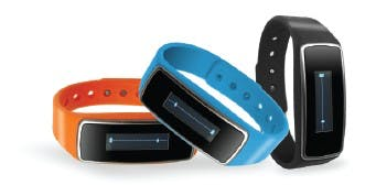 Fitness Smart Wristband (Item # PJKOS-JXUCX) Promotional wristband sold by InkEasy