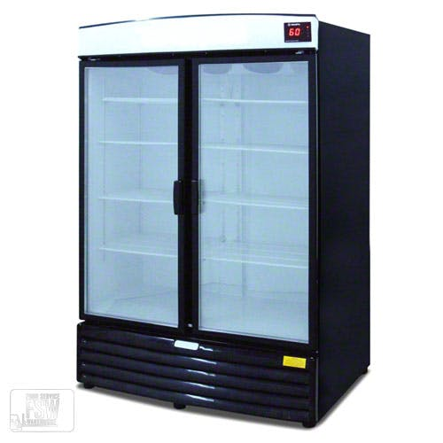 "Metalfrio - REB43 54"" Upright Beverage Cooler Commercial refrigerator sold by Food Service Warehouse"