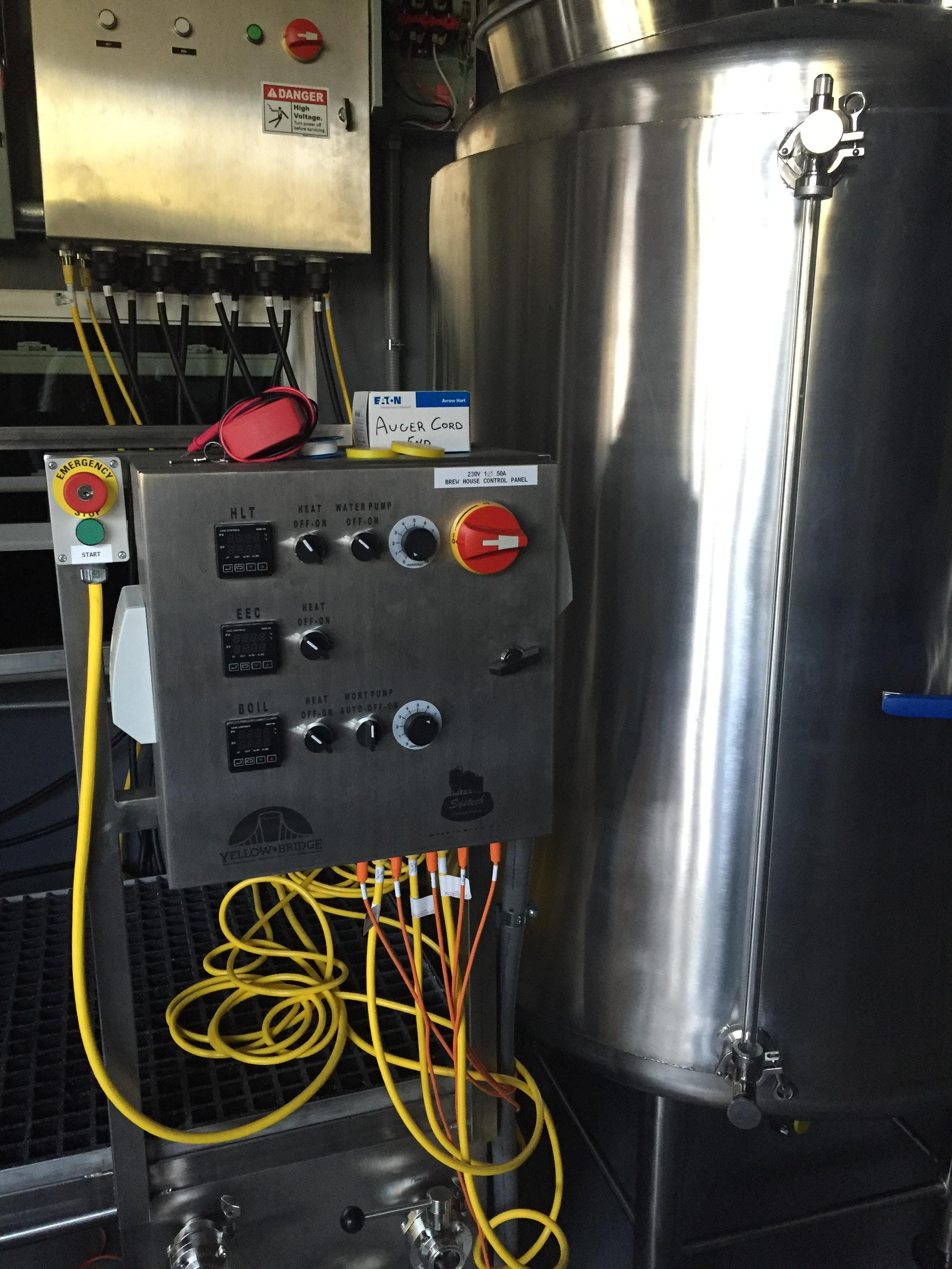 Systech Panel Control System sold by Systech Stainless Works, LLC