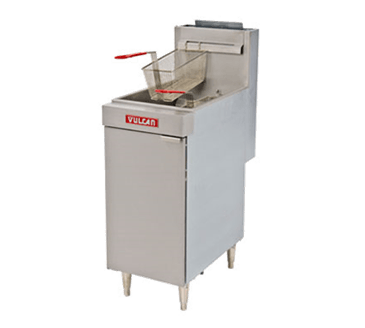 Vulcan LG300 Fryer Commercial fryer sold by CKitchen / E. Friedman Associates