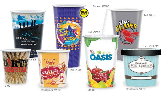 Disposabl Cups Disposable cup sold by NewClients Promo