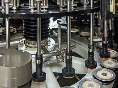 Machine Rebuild - Machines and Parts - sold by Labeling Equipment Specialists Inc