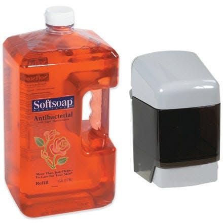 Softsoap® Janitorial supplies sold by Ameripak, Inc.