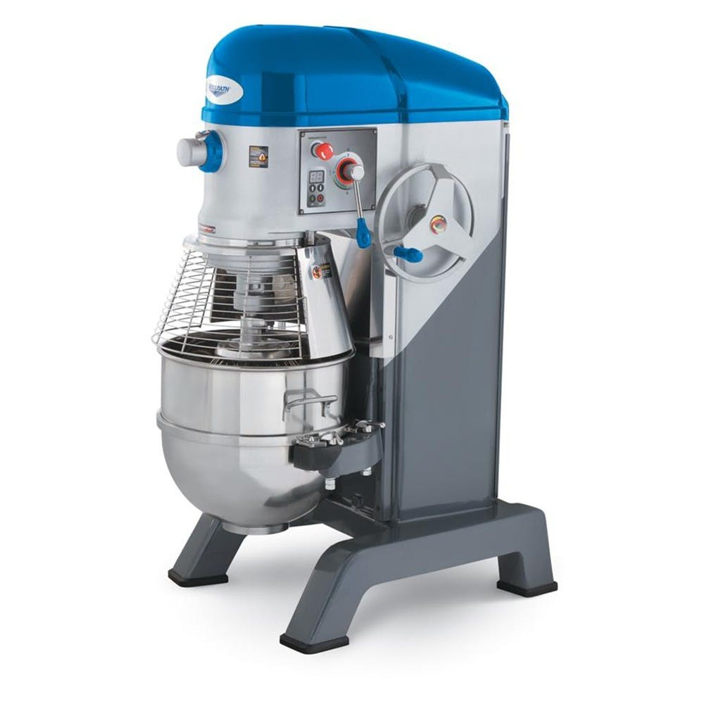 Vollrath 40760 60 Qt Commercial Floor Mixer - 220V, 2 HP Mixer sold by Mission Restaurant Supply