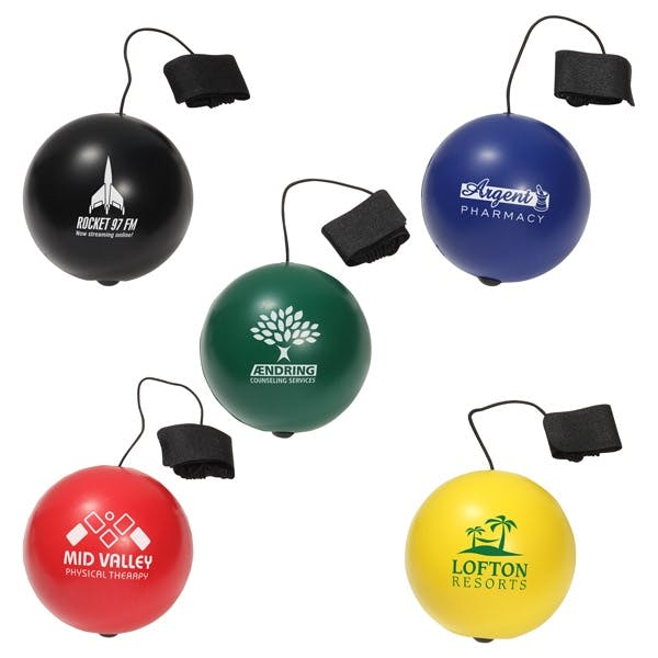 Stress Ball Yo-Yo Bungee (Item # MGGMR-CYZVY) Stress ball sold by InkEasy