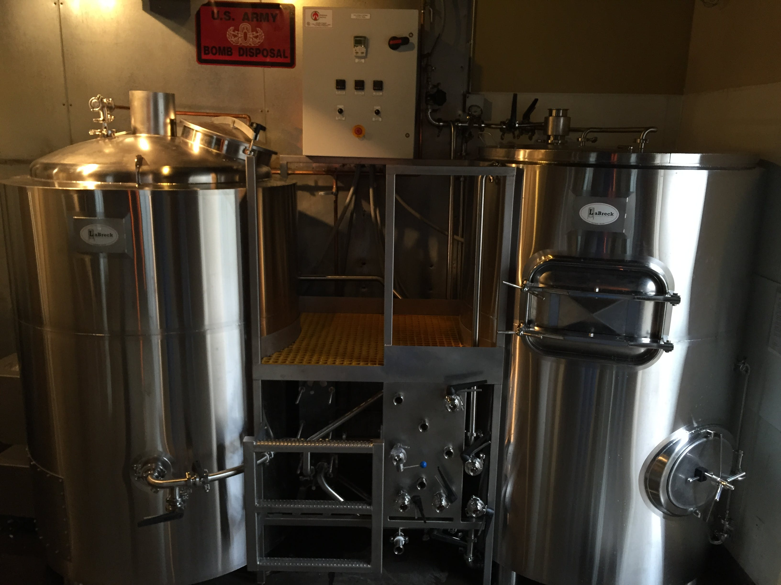 Brewhouse Brewhouse sold by LaBreck Stainless Works