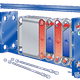 WCR Plate Heat Exchanger