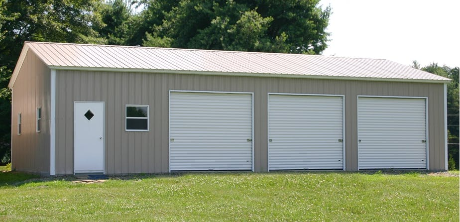 Metal Buildings   Metal Buildings | NW Custom Structures