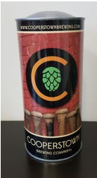 """Cooperstown Branded GRAN Can - GRAN Can & CANgo - One Way Metal Growlers - """"On the Go"""" Packaging - sold by The Stout Beverage Group"""