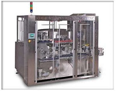 Compact Unscrambling System NEHCP-60 Unscrambler sold by MSM Packaging Solutions
