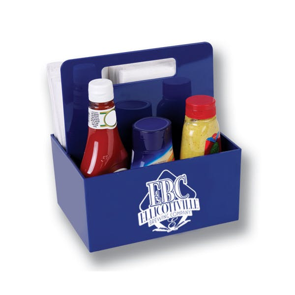 Six Pack Condiment Holder Promotional product sold by MicrobrewMarketing.com