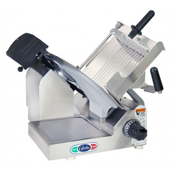 Premium Heavy Duty Manual Frozen Meat Slicer
