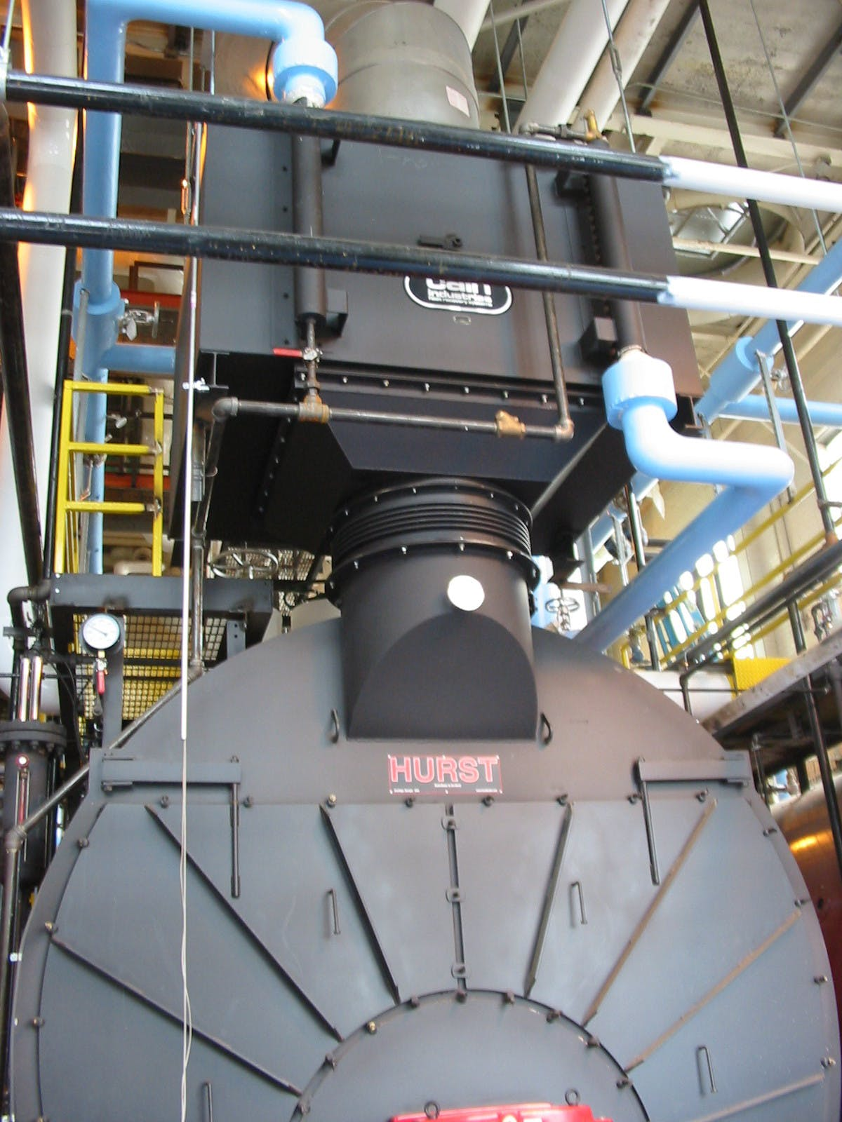 SCOTCH MARINE BOILER Steam boiler sold by Neal and Associates