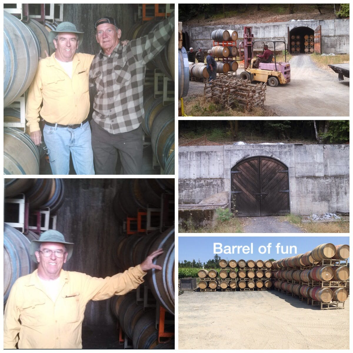 Used Wine Barrels Wine barrel sold by Napa Valley Barrels