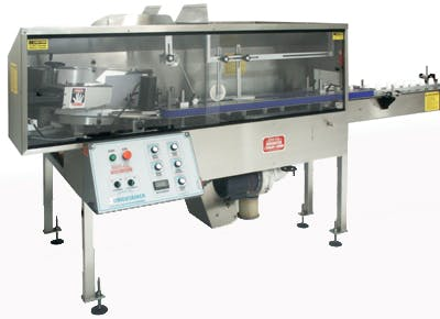 AU-3 Automatic Unscrambler Unscrambler sold by Kaps-All Packaging Systems, Inc.