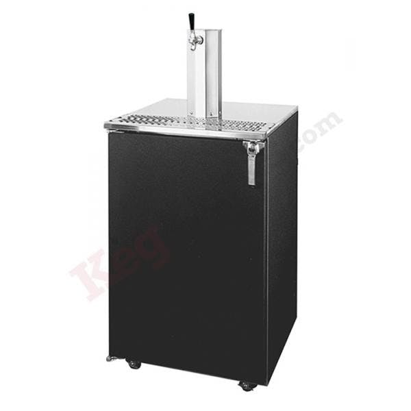 Glastender Single Tap Kegerator Beer Refrigerator Kegerator sold by KegWorks