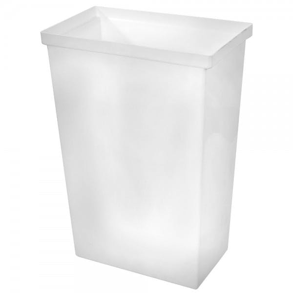 3 Compartment Ingredient Bin White Replacement Bin