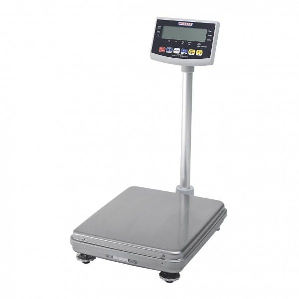 300 lbs. x 0.1 lb. Stainless Digital Bench Receiving Scale