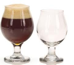 3808, 16oz Belgian Beer glass sold by Zenan USA