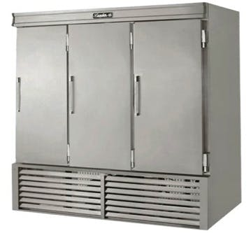 "Leader ESLR79 - 79"" Reach In Refrigerator - NSF Certified Commercial refrigerator sold by Elite Restaurant Equipment"