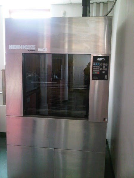 HEINICKE BY HOTPACK Glass Ware Washer Bottle washer sold by Aevos Equipment
