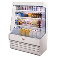 MCCRAY HAP46 Food display case sold by WARREN REFRIGERATION CORPORATION