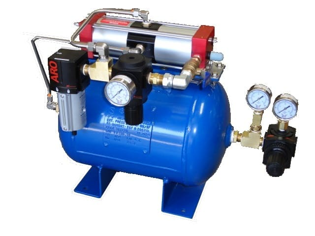 AS-SPLV2-4G Air Amplifier System Air compressor sold by High Pressure Technologies