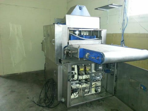 Lawrence Flour Tortilla Press Oven 32 x 32 Plate - sold by Sigma Packaging