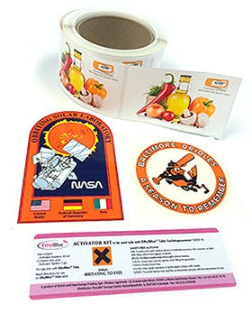Promotional Labels Promotional sticker sold by Acro Labels