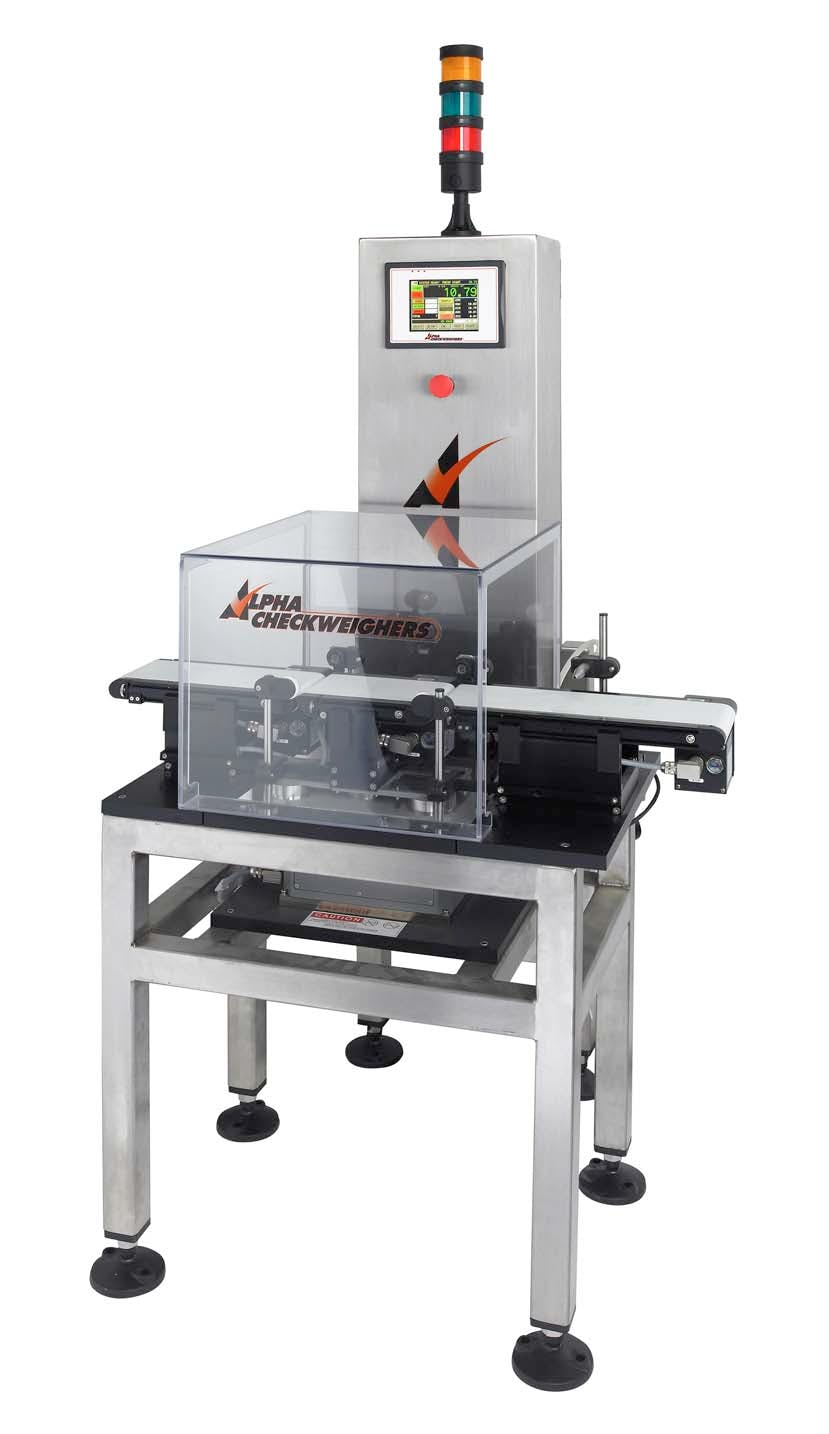 Model HP-14 Checkweigher sold by All-Fill