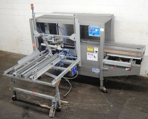 Durable Packaging model TGA200-1QCR Case Erector  Case sealer/taper sold by Union Standard Equipment Co