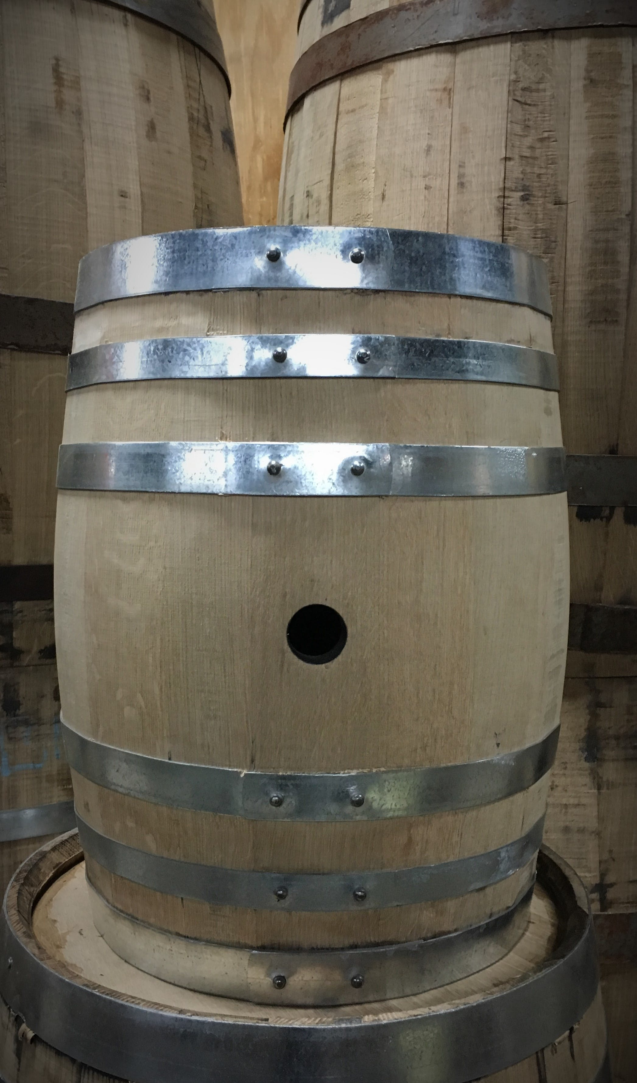 American Oak 10 Gallon Barrel (Whiskey/Spirits) Whiskey barrel sold by East Coast Wood Barrels