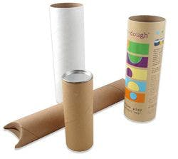 Fiber Tubes - fiber tube - 1-color, 4-color Litho, none - sold by Cactus Corrugated Containers Inc.