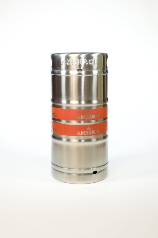 Slim 1/4BBL Keg sold by Ambrach LLC