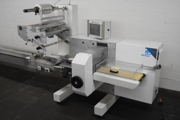 PFM Falcon Horizontal Flow Wrapper 1-UP Jaw