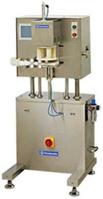 VSZ-2 Automatic Cottoner Bottle filler sold by MSM Packaging Solutions