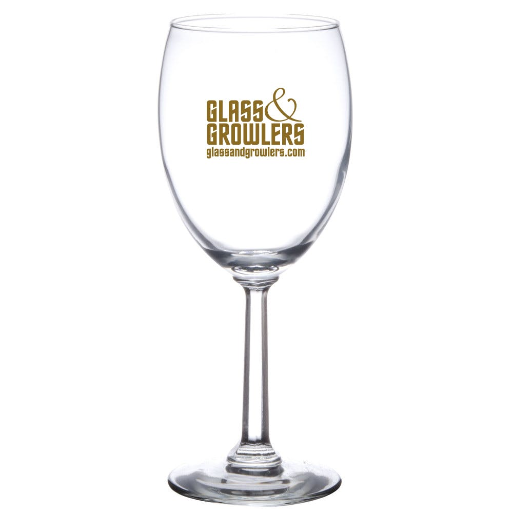 Napa Country Goblet 10 oz Glass Wine glass sold by Glass and Growlers