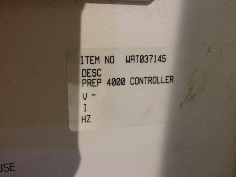 WATERS PREP 4000 LC System Controller (Used) - sold by Aevos Equipment