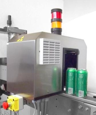 CL600-RX - X-Ray Technology - FT System - Fill Level Inspection - CL600-RX - X-Ray Technology - sold by Package Devices LLC