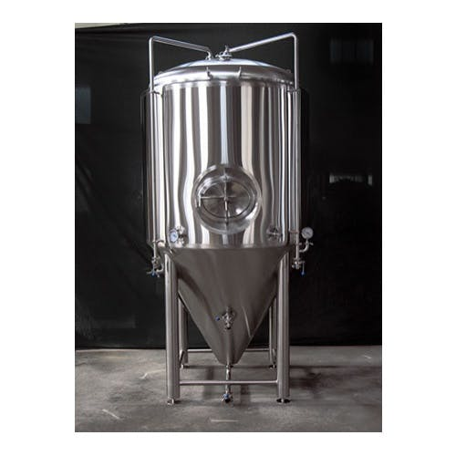 MoreBeer! Pro G2 Conical Unitank - 15 bbl Brewery tank sold by MoreFlavor