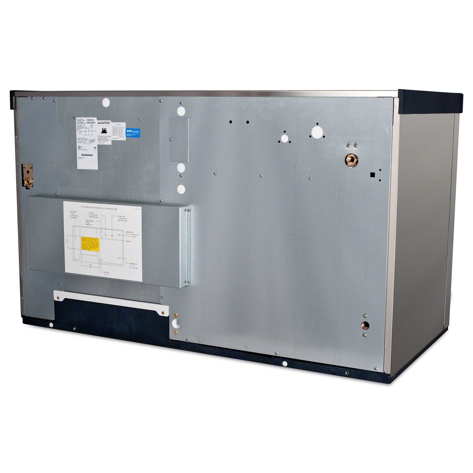 Scotsman - C2148MR-32A 2248 lb Full Size Cube Ice Machine - Prodigy Series - sold by Food Service Warehouse