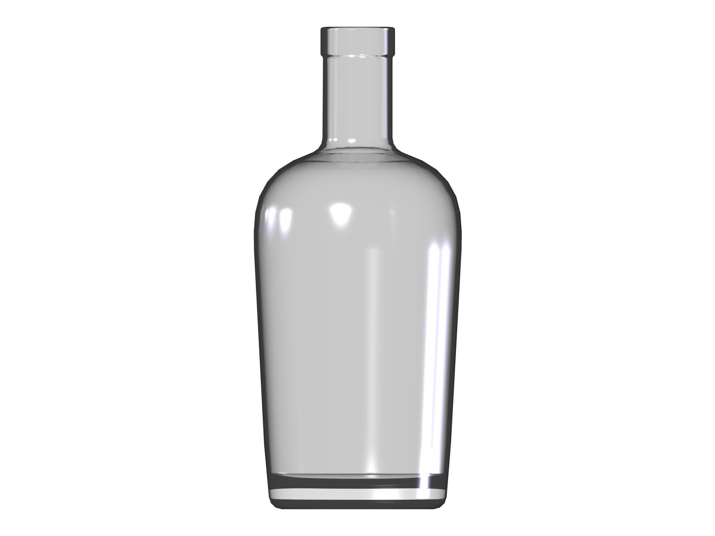 Teo Liquor bottle sold by Global Package, LLC