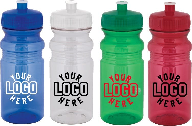 Bike/Fitness Water Bottle (Item # XGNLL-JKHZY) Recycled and Eco Friendly Promotional Item sold by InkEasy