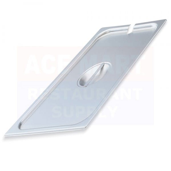 Third Size Stainless Slotted Steam Table Pan Cover