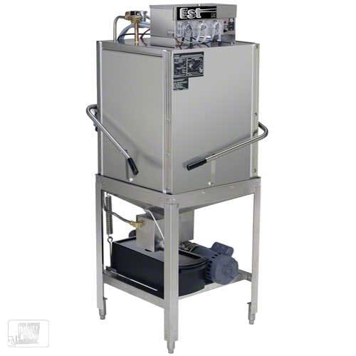CMA Dishmachines - EST-C-Ext 40 Rack/Hr Door-Type Corner Dishwasher Commercial dishwasher sold by Food Service Warehouse