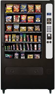 MP40 Snack Vendor Vending machine sold by Vendors North Carolina