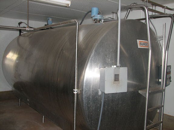 3,000 gallon Farm Tank Dairy tank sold by Schier Company, Inc.