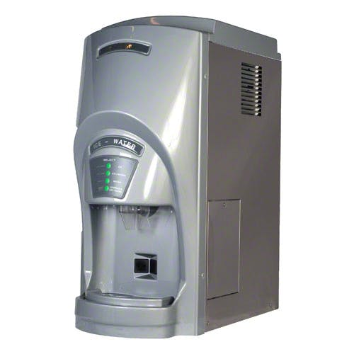 Ice-O-Matic GEMD270 - 273 lb Pearl Ice Self-Contained Ice Machine w/ Dispenser Ice machine sold by Elite Restaurant Equipment
