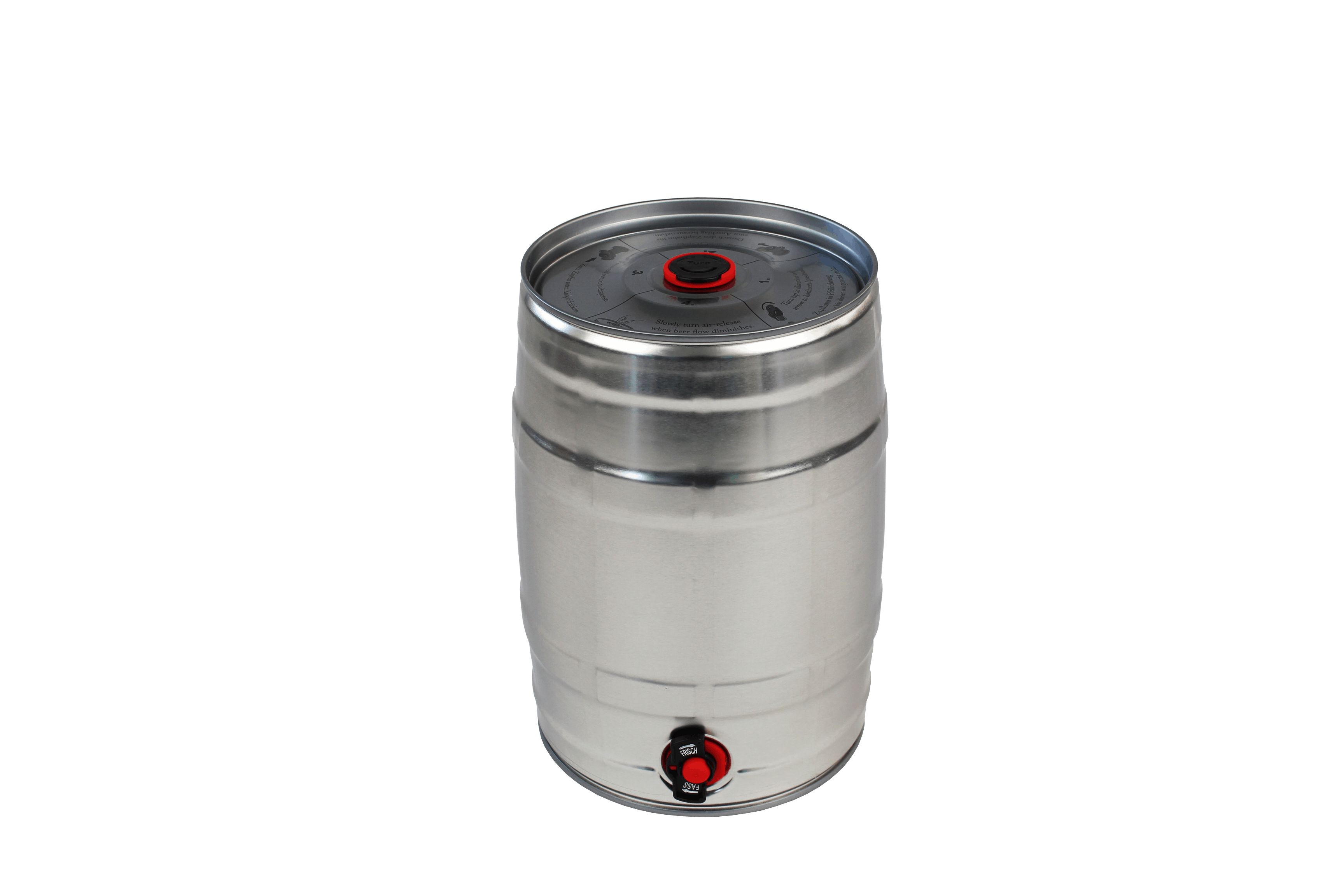 5 Liter Mini Kegs Keg sold by The Stout Beverage Group
